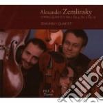 Zemlinsky Alexander Von - Quartetto Per Archi N.1 Op.4, N.3 Op.19 cd musicale di Alexander Zemlinsky