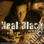 HANDFUL OF RAIN cd musicale di NEAL BLACK