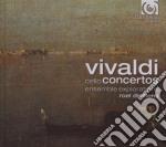 Concerti per violoncello cd musicale di Antonio Vivaldi