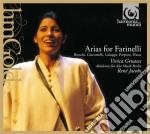 Arie per farinelli cd musicale