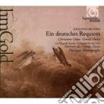 Requiem tedesco op.45 cd musicale di Johannes Brahms
