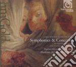 Concerto per clavicembalo wq 20, concert cd musicale di Bach carl philip ema