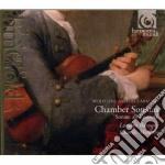 Chamber sonatas,