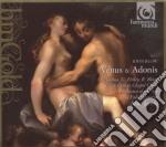 Venus & adonis cd musicale di John Blow