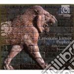 Lamentatio jeremiae prophetae cd musicale di Ernst Krenek