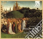 Missa pange lingua cd musicale di Josquin Desprez