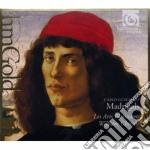Gesualdo Carlo Da Venosa - Madrigali A 5 Voci - Madrigals cd musicale di Gesualdo carlo princ