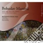 Trio n.2 h 238, 3 madrigali, pezzo per 2 cd musicale di Bohuslav Martinu