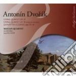 Quintetto op.18, op.79 cd musicale di Antonin Dvorak
