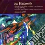 Quartetto per archi op.22, ouverture da cd musicale di Paul Hindemith