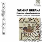 Carmina burana (estratti, dal manoscritt cd musicale