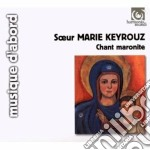 Canti tradizionali maroniti cd musicale