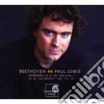 Sonate per pianoforte, vol.4 cd musicale di BEETHOVEN LUDWIG VAN