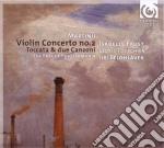 Concerto per violino n.2, serenada n.2, cd musicale di Bohuslav Martinu