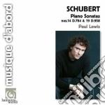 Schubert Franz - Sonata Per Pianoforte N.14 D 784, N.19 D 958 cd musicale di Franz Schubert