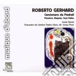 Gerhard Roberto - Cancionero De Pedrell cd musicale di Roberto Gerhard