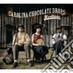Heritage cd musicale di Carolina chocolate drops