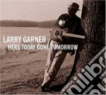 Larry Garner - Here Today Gone Tomorrow cd musicale di GARNER LARRY