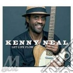 LET LIFE FLOW cd musicale di NEAL KENNY
