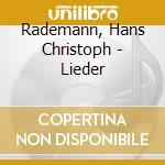 Opere corali cd musicale di Felix Mendelssohn