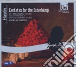 Cantate per gli esterh????zy cd musicale di Haydn franz joseph