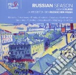 Russian season (antologia di brani di mu cd musicale di Miscellanee