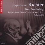 Rachmaninov Sergei - Concerto Per Pianoforte N.1 Op.1, N.2 Op.18, Preludi cd musicale di Sergei Rachmaninov
