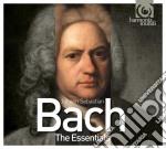 The essentials cd musicale di Johann Sebastian Bach