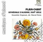 PLAIN-CHANT                               cd musicale