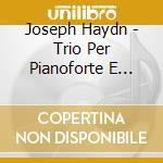 TRII PER PIANO NN.25-27                   cd musicale di Haydn franz joseph