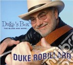 Duke Robillard - Duke's Box Blues & More cd musicale di DUKE ROBILLARD