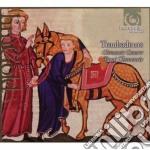 Troubadours - musica dei trovatori cd musicale di Miscellanee