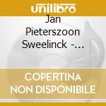 Jan Pieterszoon Sweelinck - Psaumes Francais & Canciones Sacrae cd musicale di SWEELINCK JAN PIETER