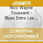 BLUES ENTRE LES DENTS                     cd musicale di WAYNE TOUSSAINT NICO