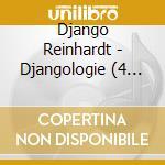 DJANGOLOGIE                               cd musicale di Django Reinhardt