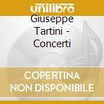 CONCERTI PER VIOLONCELLO                  cd musicale di Giuseppe Tartini