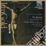 ET JESUM, MOTETS à VOIX SEULE             cd musicale di VICTORIA TOMAS LUIS