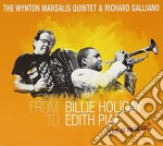 FROM BILLIE HOLIDAY TO EDITH PIAF         cd musicale di Wynton Marsalis