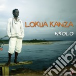 Nkolo cd musicale di Lokua Kanza