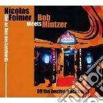 Nicolas folmer meets bob mintzer - live cd musicale di Nicolas Folmer