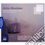 Motets pour choeur mixte a cappella cd musicale di Anton Bruckner