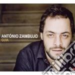 Guia cd musicale di Antonio Zambujo