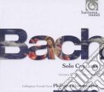 SOLO CANTATAS                             cd musicale di Johann Sebastian Bach