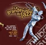 La grande storia del jazz - dall'hard bo cd musicale di MISCELLANEE