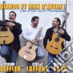 Nothing but django - django et rien d'au cd musicale di LOEFFLER-LAFFONT-FAYS