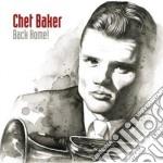 Chet baker: back home! cd musicale di Chet Baker