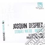 Desprez Josquin - Stabat Mater, Mottetti cd musicale di Josquin Desprez