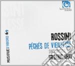 Péchés de viellesse (selezione) cd musicale di Gioachino Rossini