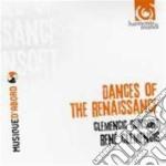 Danze del rinascimento cd musicale di Miscellanee