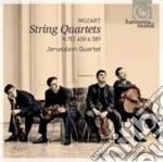 Quartetti per archi k 157, k 458, k 589 cd musicale di Wolfgang Amadeus Mozart